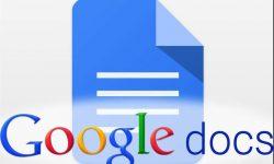 Google Docs Anleitung