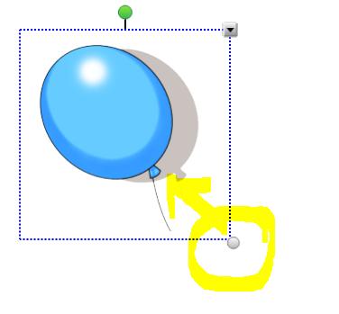 luftballon-anpassen