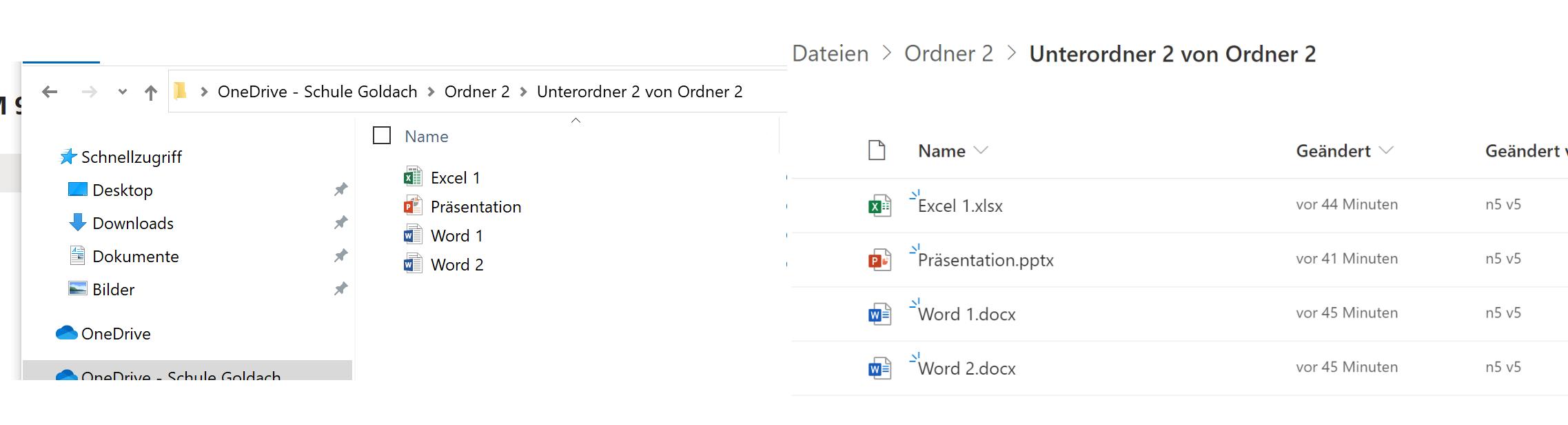 OneDrive einrichten auf deinem Computer 8