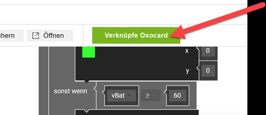 Oxocard zurücksetzen 4