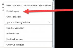 Weitere OneDrive-Verknüpfung erstellen 1