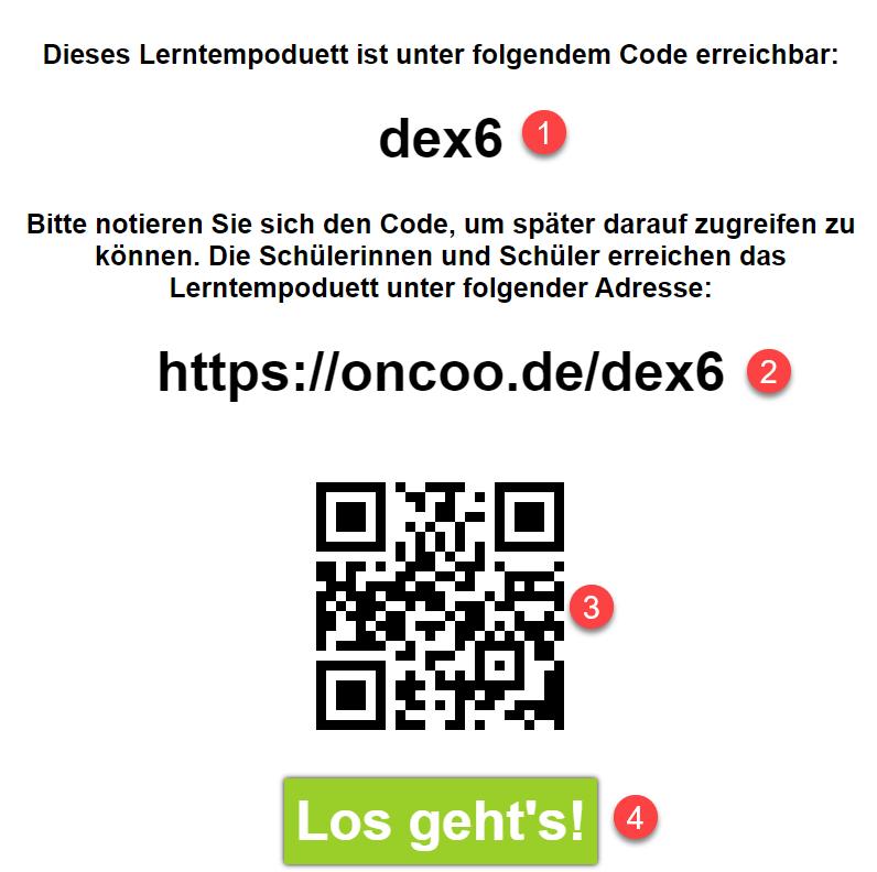 Lerntempoduett QR-Code Link