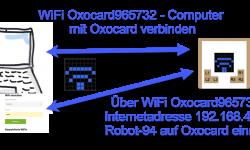 Oxocard mit WLAN verbinden